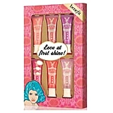 Benefit's great products and bold packaging have long made it a cult favorite, and the beauty brand's Love at First Shine Lipgloss Set ($26) ensures that whoever receives it will have excellently hydrated lips perfect for kissing.