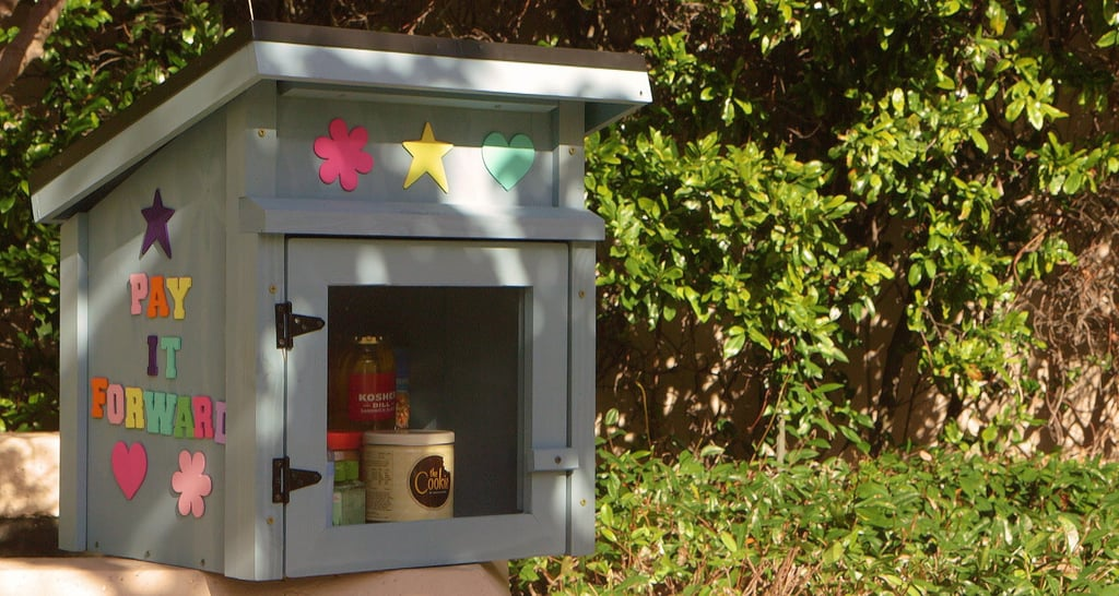 How the Little Free Pantry Project Is Making a Huge Impact