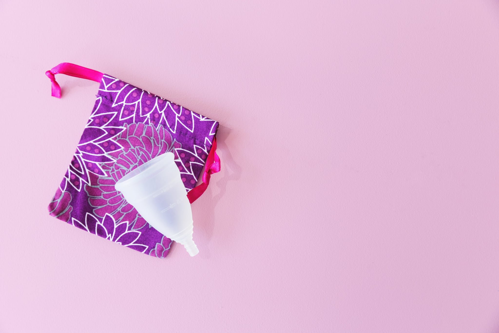 Scared That Your Menstrual Cup Is Stuck? An Ob-Gyn Explains What to Do Next