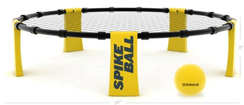 What's the Deal with Spikeball?