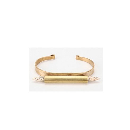 I love me some gold hardware and this bracelet looks so much more expensive than it really is! — Marisa, publisher Bracelet, approx $45, at Urban Outfitters