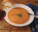 Creamy Red Pepper Soup Recipe