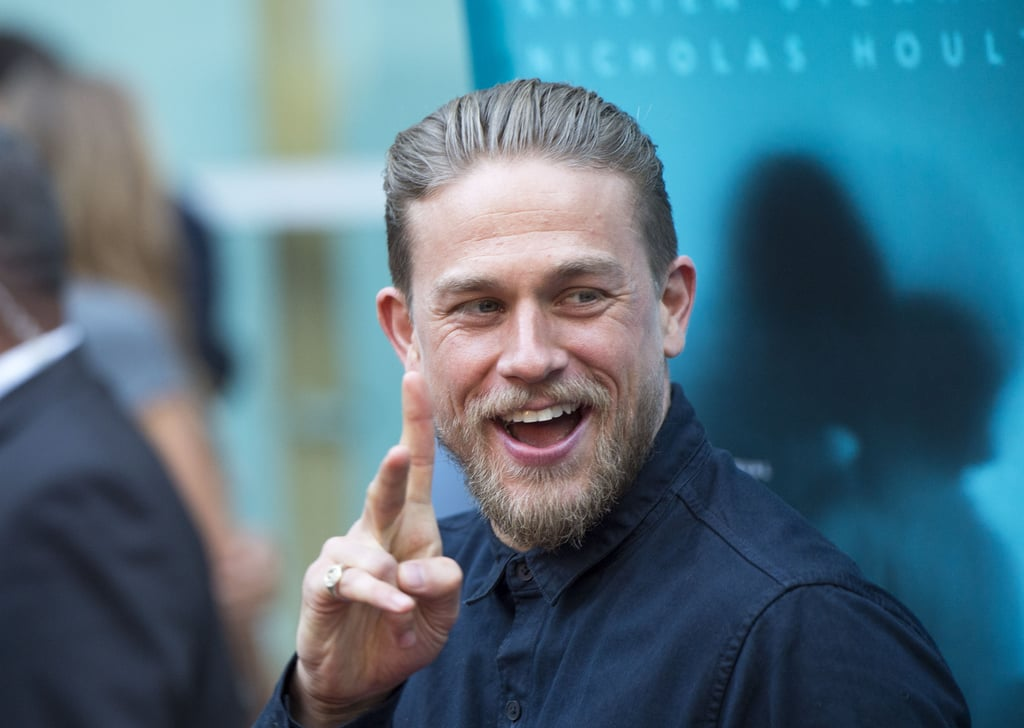Charlie Hunnam on the Red Carpet July 2016