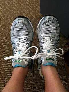 Running Shoe Review: Asics Gel Kayano 17 POPSUGAR Fitness  POPSUGAR Fitness