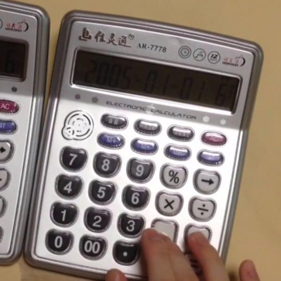 """""""Despacito"""" Calculator Cover Video"""