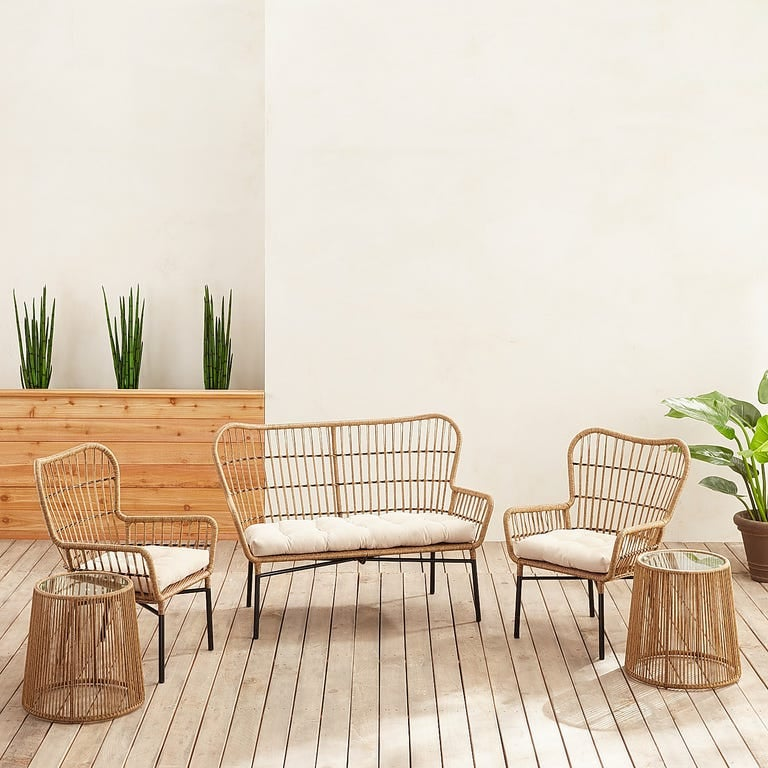 Chat 5-Piece Patio Collection