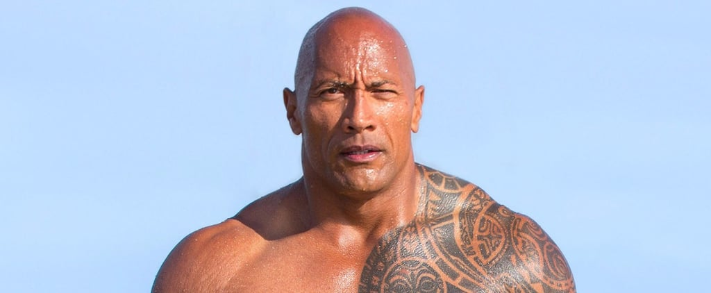 The 31 Hottest Onscreen Moments Dwayne Johnson Has Blessed Us With