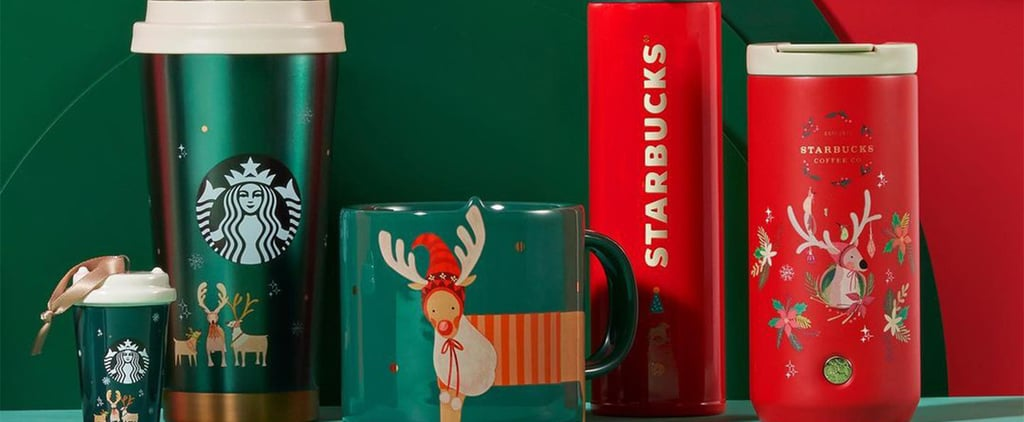 Starbucks Korea Christmas Tumblers and Mugs