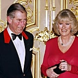 Prince Charles and Camilla Parker-Bowles Engagement Announcement, February 2005