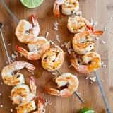 Grilled Coconut Shrimp