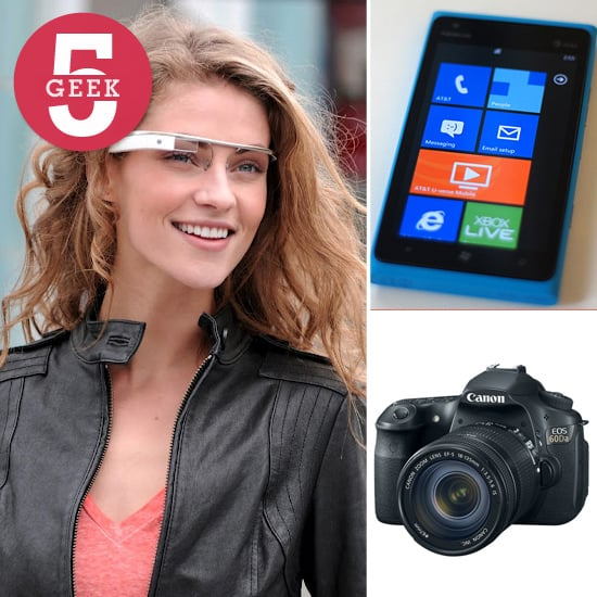 Nokia Lumia 900 and Google's Project Glass
