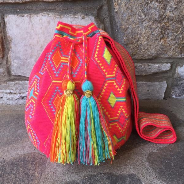 The Way U Watermelon Mochila Bag ($325)