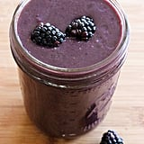 Blackberry Breakfast Smoothie