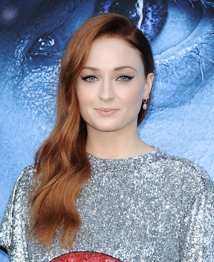 Sophie Turner With Red Hair What Is Sophie Turner S