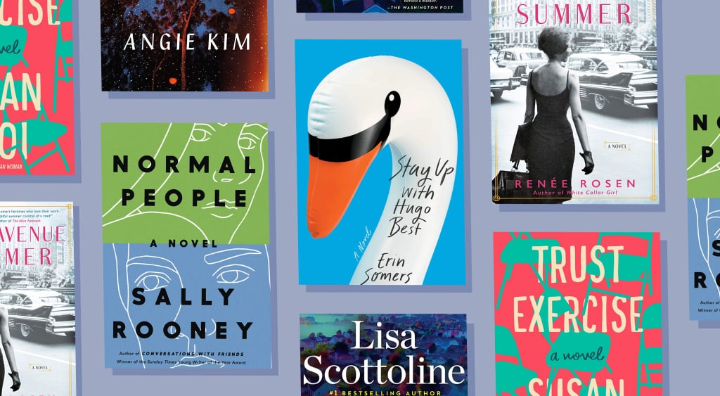 The 20 Best New Books to Read in April