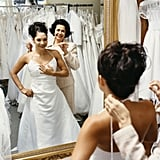 Would You (Or Did You) Buy a Wedding Dress That Was One Size Smaller?