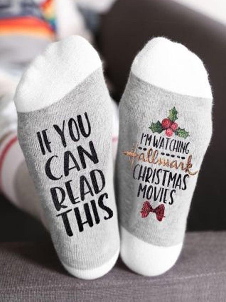 Hallmark Movie Socks