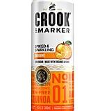 Crook & Marker Spiked & Sparkling Drink: Tangerine