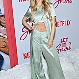 Anne Winters at the Let It Snow Premiere
