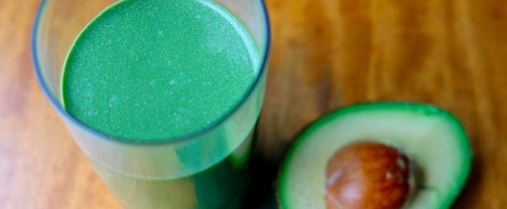 Try This Coconut Oil Detoxifying Green Smoothie For Glowing Skin