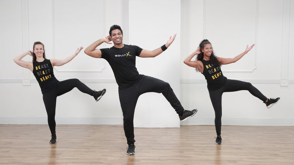 10-Minute Bollywood Workout