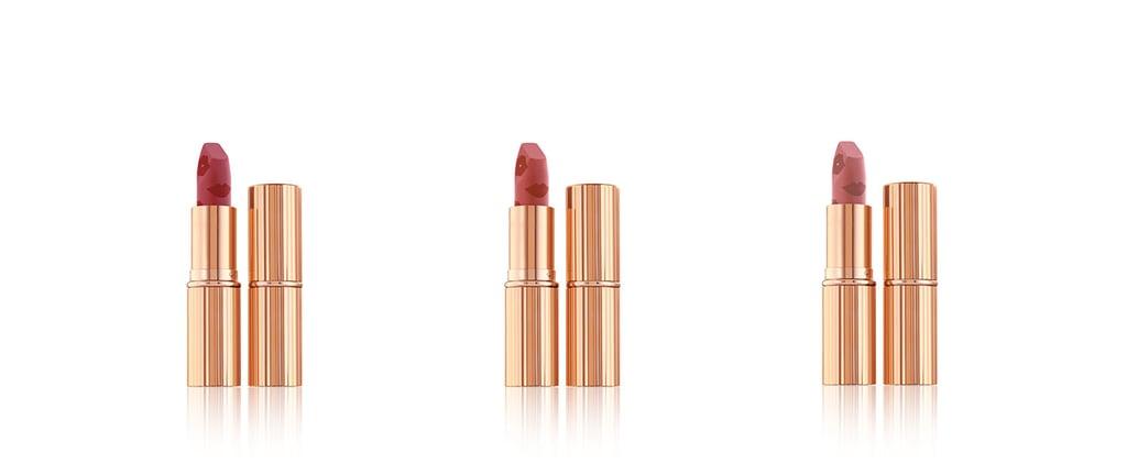 Charlotte Tilbury's Limited Edition Bridal Lipsticks