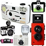 Toy Cameras to Play With