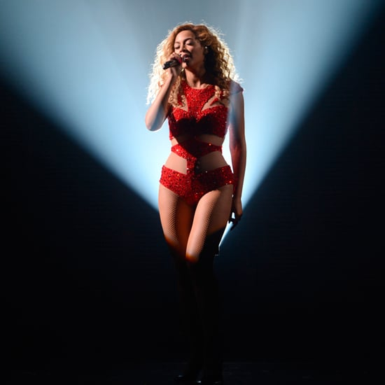 Beyonce Concert in Atlantic City (Video)