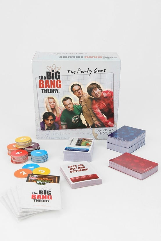 The Big Bang Theory Party Game