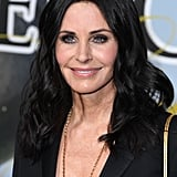 Courteney Cox's Curly Medium-Length Hair in February 2019