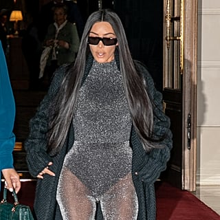 Kim Kardashian Versace Outfit March 2019