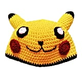 Pokémon Yellow Pikachu Knit Hat