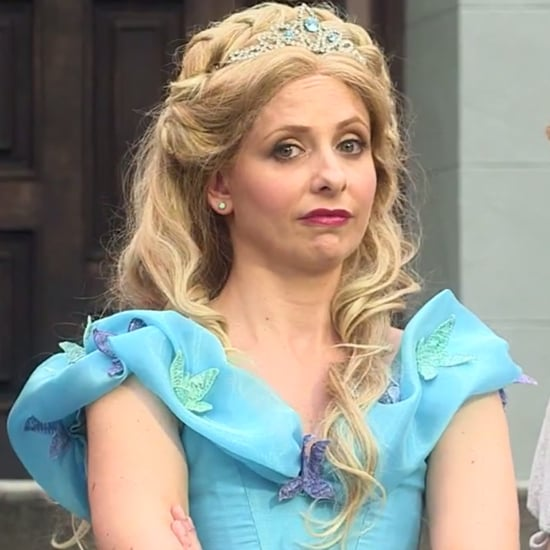 Sarah Michelle Gellar Raps as Cinderella, Shuts Down Belle