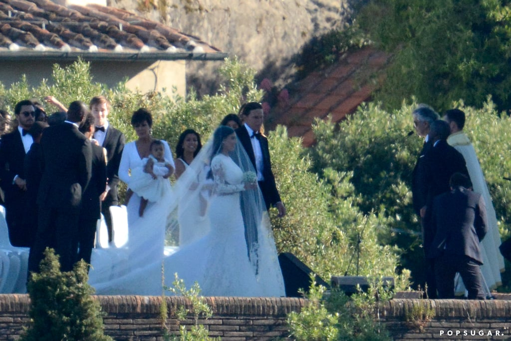 Kris Jenner Held On To Baby North As Her Parents Tied The