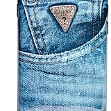 Guess Women's Denim-Print iPhone 7 Case