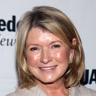 Martha Stewart Fun Facts