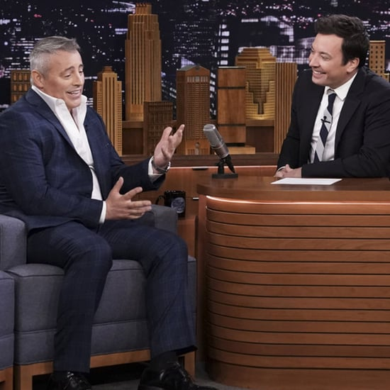 Matt LeBlanc on The Tonight Show Starring Jimmy Fallon Video