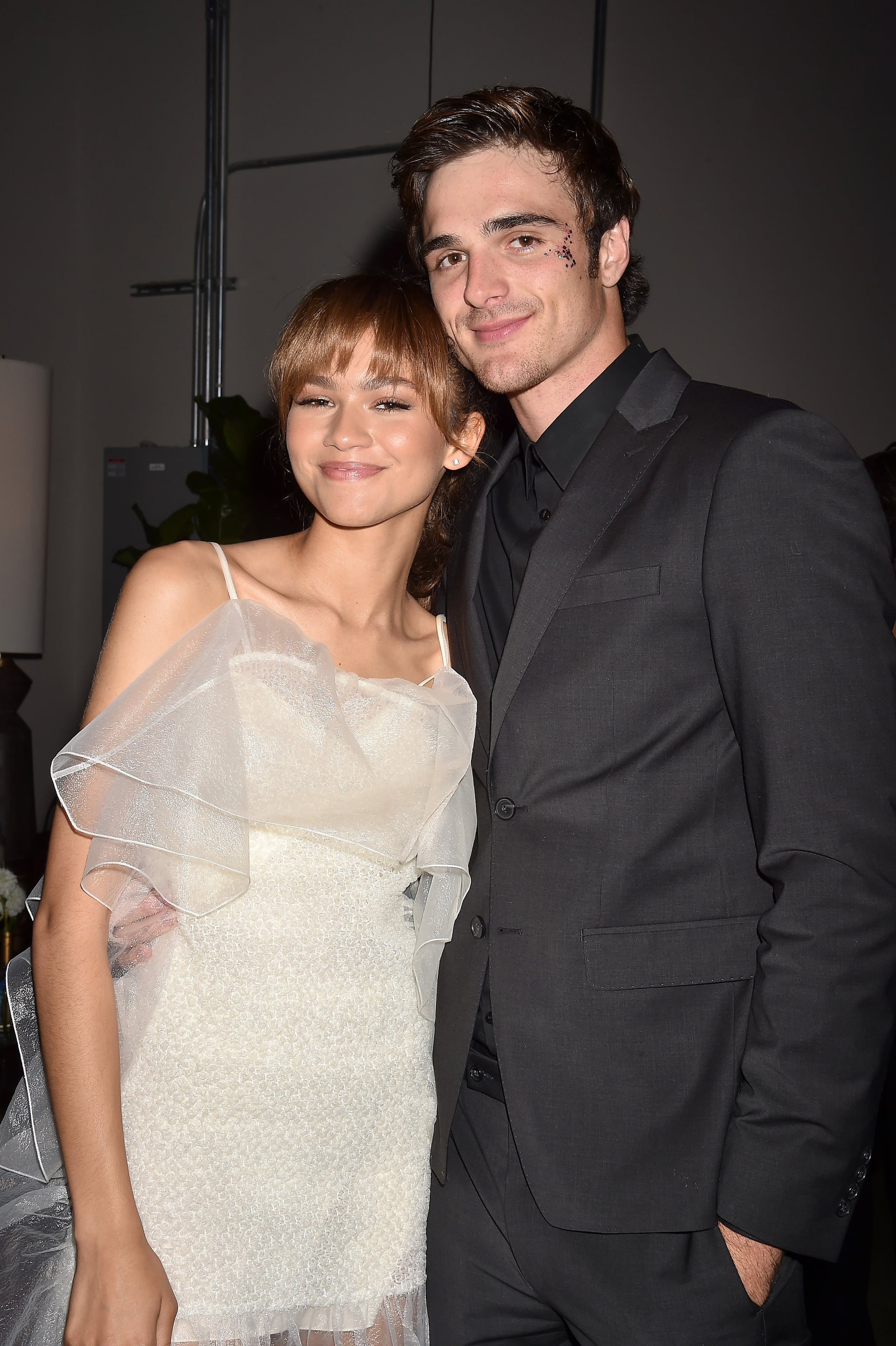 LOS ANGELES, CALIFORNIA - JUNE 04: Zendaya and Jacob Elordi attend HBO's