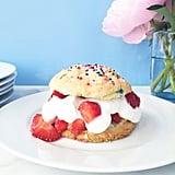 Funfetti Strawberry Shortcakes