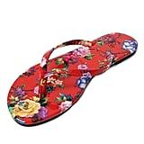 Kali Footwear Glitter Flip-Flops