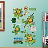 Fathead Teenage Mutant Ninja Turtles Classic Wall Decals