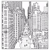 Get the coloring page: New York City