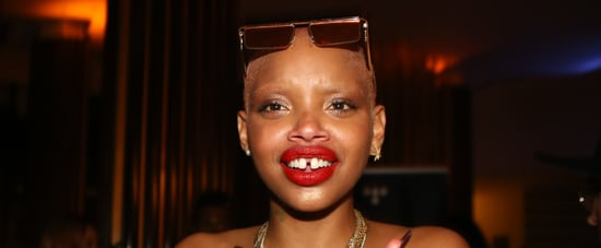 Slick Woods Is Google's Definition of Beauty