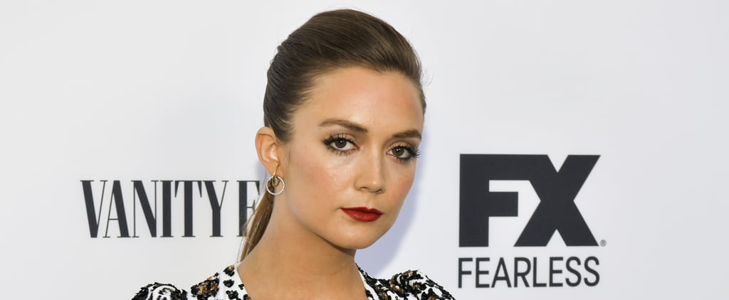 Billie Lourd Shares a Message About Grief on Christmas