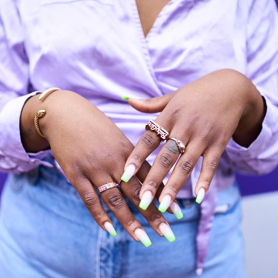 TikTok's French Manicure Hack: Where to Buy the Nail Stamp