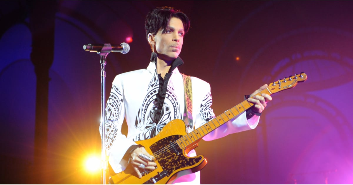 How Did Prince Die? | POPSUGAR Celebrity - photo#36
