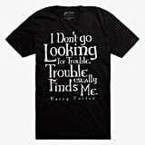 Harry Potter Looking For Trouble T-Shirt