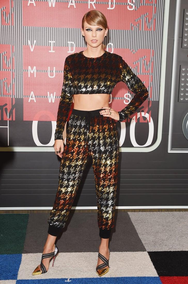 Taylor Swift Outfit At Vmas 2015 Popsugar Fashion