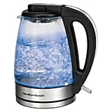 Hamilton Beach 1.7L Illuminated Glass Cordless Kettle