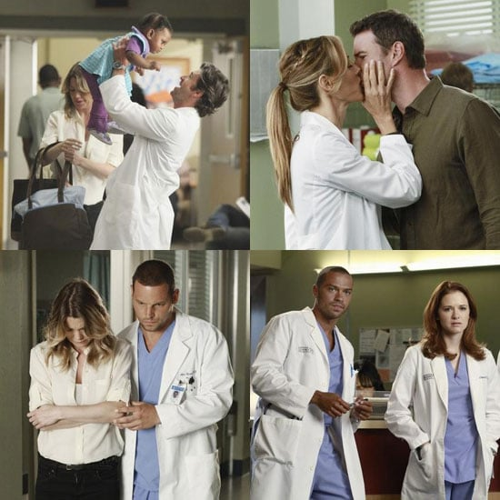 Grey's Anatomy Season Eight Pictures
